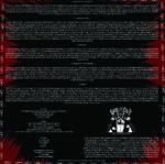Vinyl - Days N Daze Crustfall Insert - Back